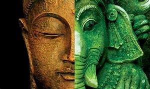 Image result for hinduism and buddahism vs christyanity