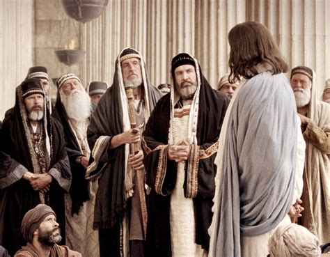 Image result for the people questioning Jesus being the son of god