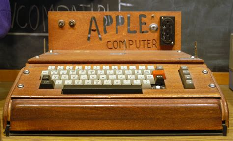 Image result for apple inc. first computer