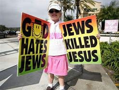 Image result for people who hate jews