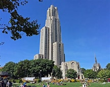 Image result for University of Pittsburgh. Size: 139 x 110. Source: www.diycollegerankings.com