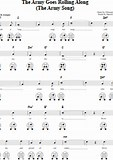 Image result for What Is The Army Goes Rolling Along Song?. Size: 113 x 160. Source: ocarinasongbook.com