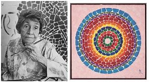 Image result for alma thomas