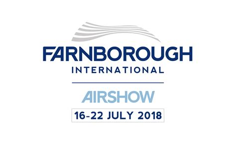 Resultado de imagen de logo de la Farnborough Internacional Airshow,