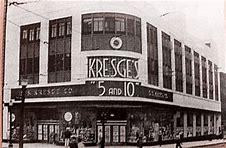Image result for S.S. Kresge
