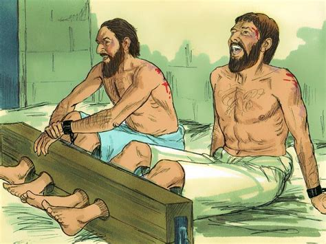 Image result for Apostle Paul in Prison