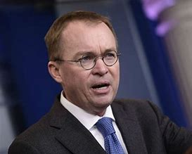 Mick Mulvaney Signs Onto Lawsuit Asking Judge to Decide Whether to Comply With House Subpoena…