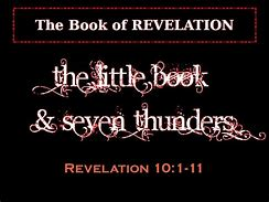Image result for Book of Revelation ch.10 the mighty angel