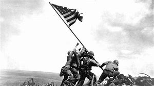 Image result for Plant the Flag Moment iwo jima