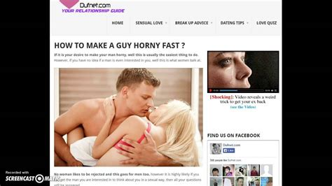 How to get a woman horny-olsionocsorp