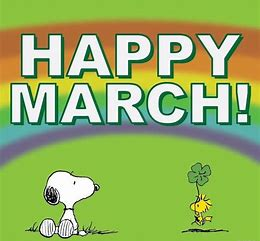 Image result for happy first day of march pictures