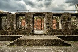 Image result for theater at fort santiago manila