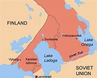 Image result for map of karelia