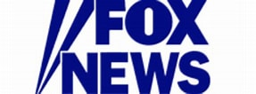 Image result for Fox News Logo. Size: 287 x 106. Source: collegeforamerica.org