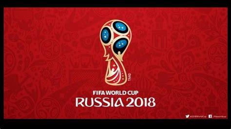 Resultado de imagen de logo del mundial de fut de rusia