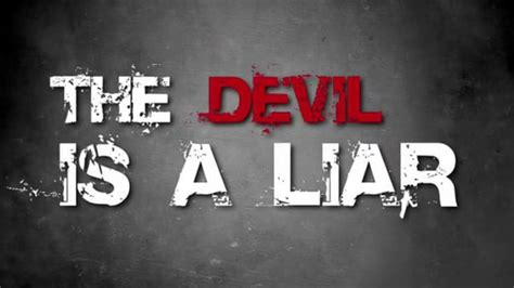 Image result for lies of the devil