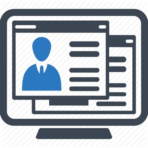 Image result for Human Resource Job Application Icon