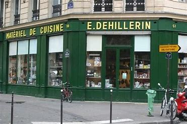 Image result for dehillerin knives shop paris