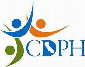 Image result for cdph logo