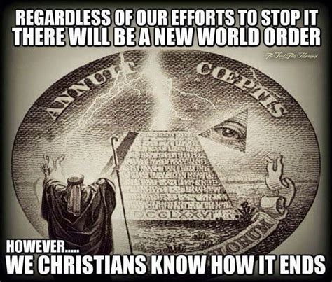 Image result for the bible predicted the new world order