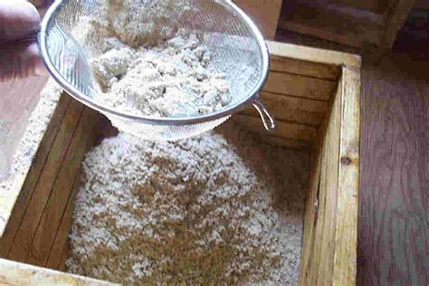 Image result for Sand through a sieve