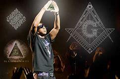 Image result for satanic music upside down pyramid