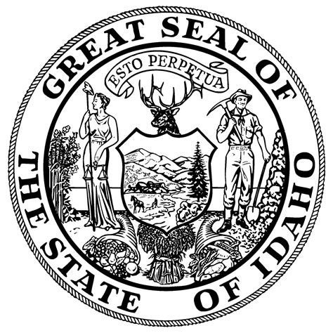 Image result for state of idaho seal