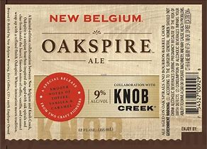 Image result for new belgium oakspire
