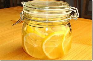 レモン はちみつ漬け に対する画像結果