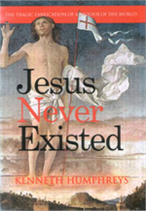 Image result for Books about Jesus never existing
