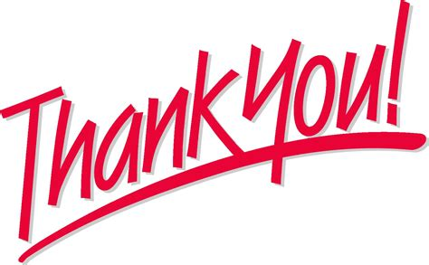 Image result for a big thank you