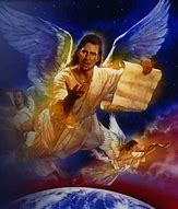 Image result for angels flying in the Book of Revelation