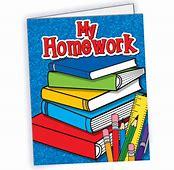Image result for homework book