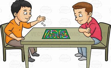 Image result for Board games & conversation clip art