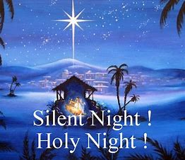 Image result for Silent night holy night