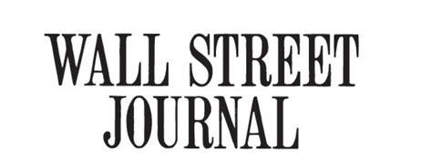 Resultado de imagen de logo del journal wall street