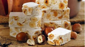 Image result for Ferrara nougat candies images