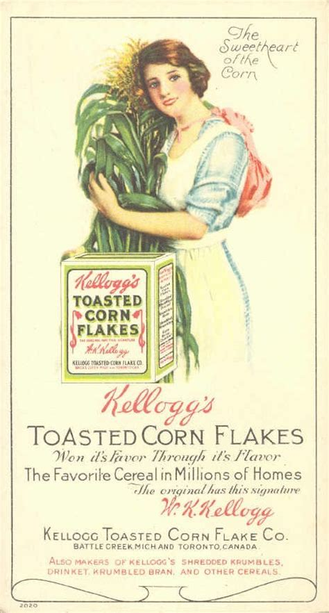 "Image result for Dr. John Harvey Kellogg patented ""flaked cereal."""