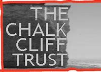 Image result for chalk cliff trust logo