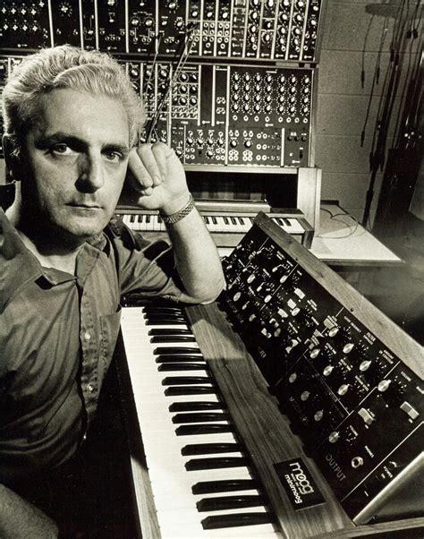 Image result for Robert Moog