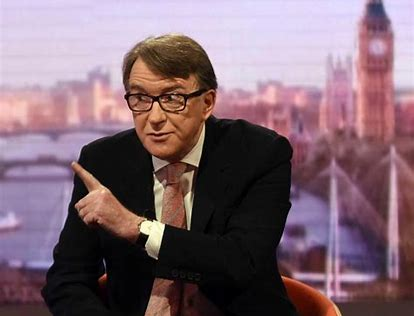 Image result for peter mandelson images