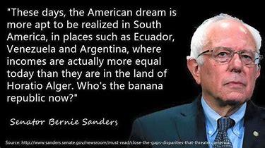 Image result for bernie sanders venezuela quote
