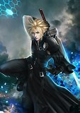 Image result for Who Is Cloud Strife In Final Fantasy Vii?. Size: 113 x 160. Source: www.pinterest.co.uk