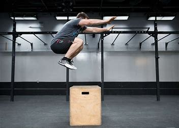 Image result for crossfit box jump