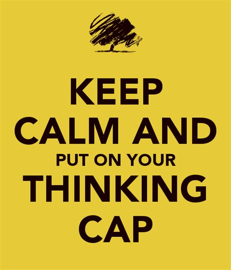 Image result for Thinking cap free clipart