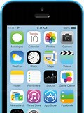 Image result for iPhone 5C Size. Size: 120 x 160. Source: www.phonearena.com