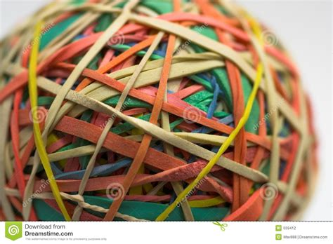 Image result for rubber band ball