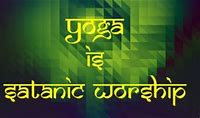 Image result for yoga in the church exposed