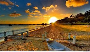 Image result for summer sunset