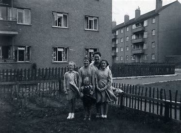 Image result for glasgow 1950 images